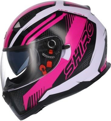 Kask damski na motocykl SHIRO SH-881 M (56-57)