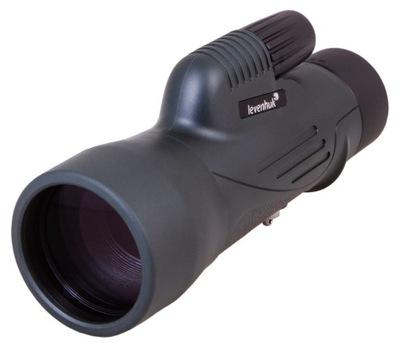 Monokular, luneta wodoodporna Wise PRO 10x50 Bak-4