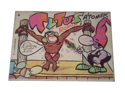 TYTUS XIII 1987 r.
