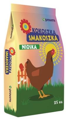 KOKOSZKA SMAKOSZKA– корма для кур-несушек, крушона