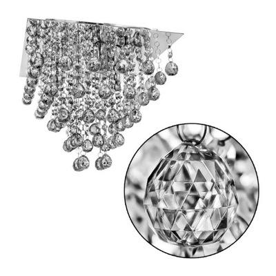 Strop moderné crystal námestie glamour