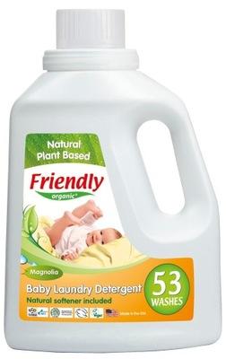 Friendly Organic Płyn do prania ubranek magnoliowy