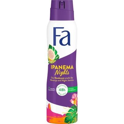 Antyperspirant Fa Brazilian Ipanema Nights 150ml