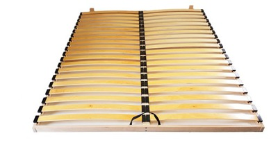 Stelaż wkład do łóżka pod materac 160x200 premium