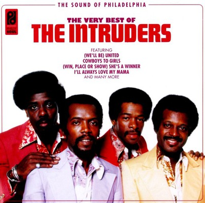 THE INTRUDERS: THE INTRUDERS - VERY BEST OF (CD)