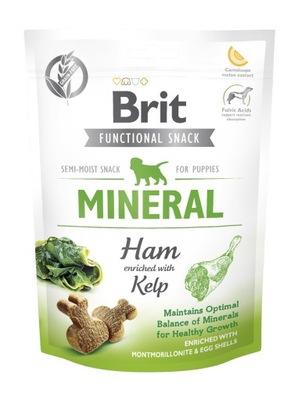 Brit Functional Snack Mineral przysmak pies 150g