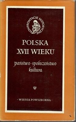 Polska Xvii Wieku Janusz Tazbir 7440084825 Oficjalne Archiwum Allegro