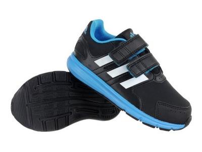 Buty Adidas IK CF dziecięce sportowe na rzepy w-f