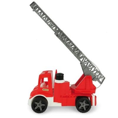 Wader multi truck straż pożarna z pompką 3217 auto