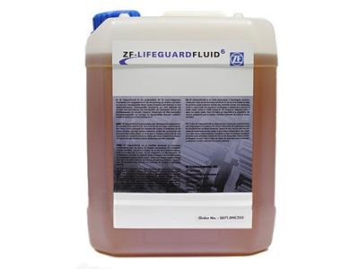 OLEJ ZF LIFEGUARD FLUID 6 10L BMW 83222305396, фото