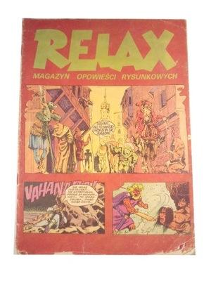 RELAX nr 6 1978 r. wyd. I