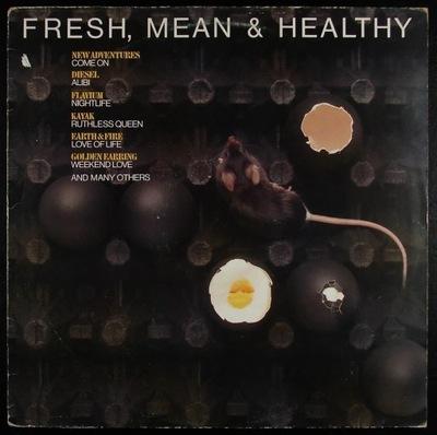 FRESH MEAN & HEALTHY - różni wykonawcy - EX