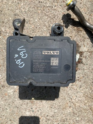 НАСОС ТОРМОЗНОЙ ABS VOLVO V60 S60 XC60 31329137