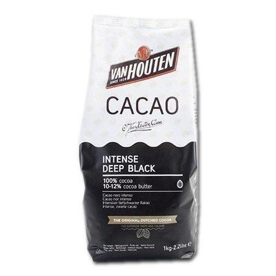 Какао Intense DEEP BLACK кол-во в упак. 1кг Барри