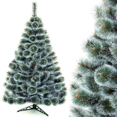Vianočné stromčeky - STROM UMELÉ BOROVICA IV 150 CM