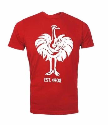Engelbert Strauss t-shirt 1908 czerwony S