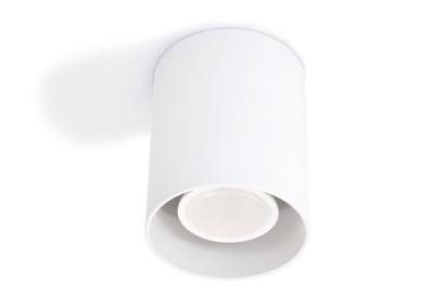 OPRAWA HALOGENOWA LED NATYNKOWA SPOT LAMPA TUBA