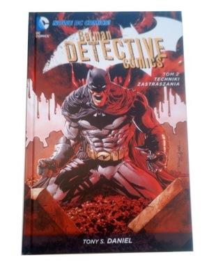 BATMAN DETECTIVE 2. TECHNIKI ZASTRASZANIA 2013 r.