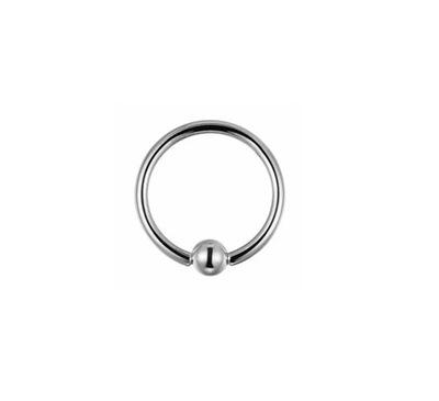 Kolczyk Kolko Nosa Tragus Continuous Ring 0 6 6mm 7575509831 Oficjalne Archiwum Allegro