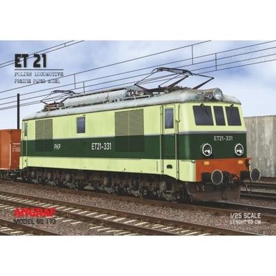 Angraf 173 - Локомотив ET21 1 :25