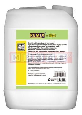 жидкость ополаскиватель REMIX - НУ, 10Л ??? посудомоечных машин