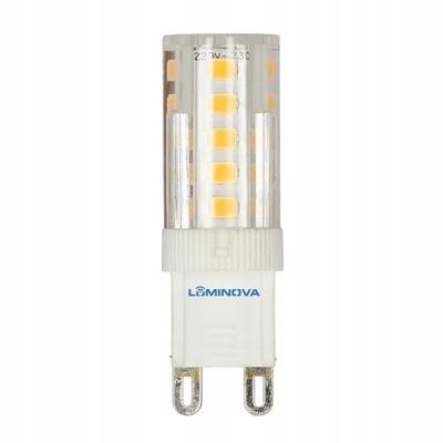 Лампа LED G9 5W 470lm =40W 230 Luminova