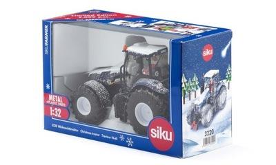 SIKU 3220 Christmas New Holland T8.390 1:32