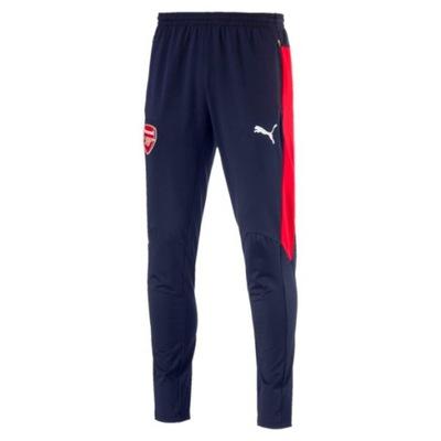 Męskie Spodnie Dresowe Treningowe Arsenal PUMA