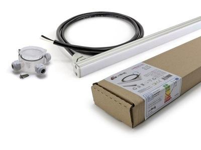 Переплет LED линейный встроенный свет IP68 B .Холодная 100 см