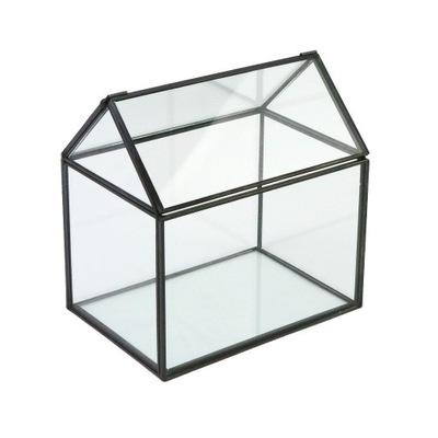 szklana szklarnia
