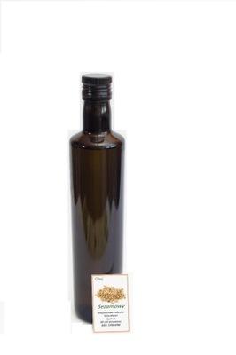 Olej z sezamu, sezamowy 500 ml