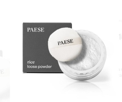PAESE Puder ryżowy 15 g