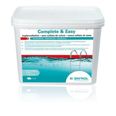Complete & Easy Bayrol - chlor wielofunkcyjny