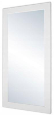 зеркало в плечо 120x60 белое Венге черные 9 ЦВЕТА