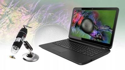 Kamera mikroskopowa Media-tech MT4096 USB