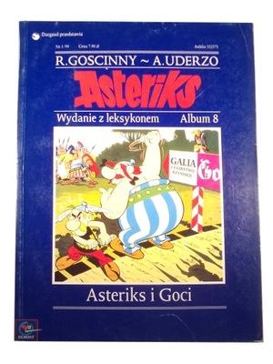 ASTERIKS i GOCI 99 r. wyd. z leksykonem