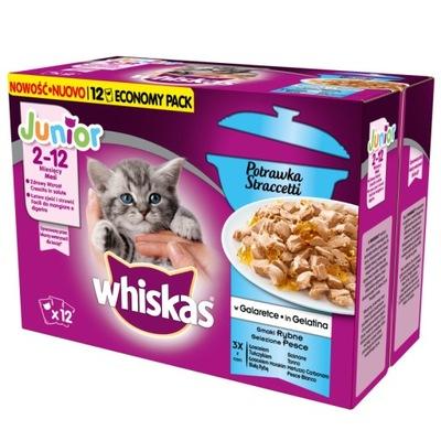 Вискас! ?? сегодня обворожительна Junior для котят овощное рагу Рыбный 85г х12