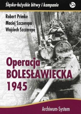 Операция bolesławiecka 1945
