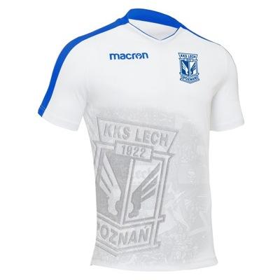 Koszulka Lech Poznan S 8662696324 Oficjalne Archiwum Allegro