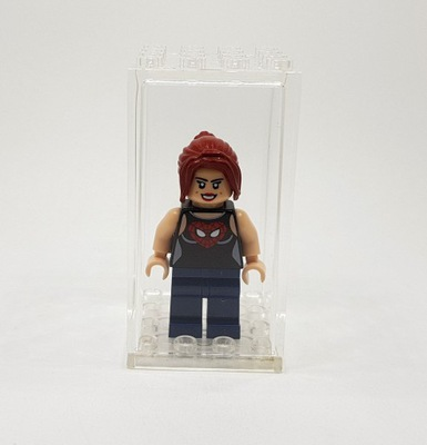 Oryginalna figurka Lego - Mary Jane + Klosz