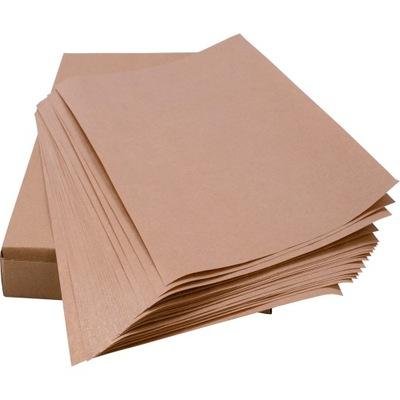 Papier samoprzylepny ekologiczny KRAFT Eko A4 50ar
