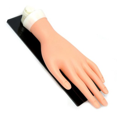 Ręka dłoń kosmetyczna ćwiczebna do ćwiczeń F03