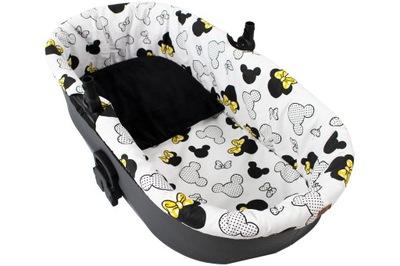 Wkład Wyłóg do gondoli wózka dziecięcego+materacyk
