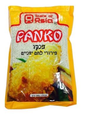 Хрустящие панировочные сухари Panko 200г Смола 1000g Тоа