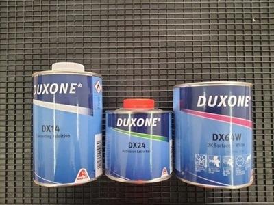 Podkład Akryl Mokro Mokro DUXONE Komplet 1L+ut+dod