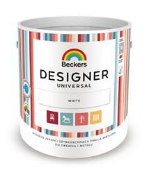 Beckers эмаль Designer Universal White 2 ,5Л белая