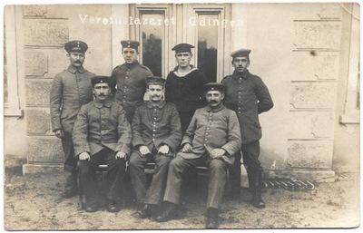 Gdynia - Gdingen - Vereinslazaret