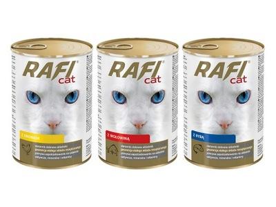Раффи Cat Долина Нотеци микс АРОМАТОВ 24X415G