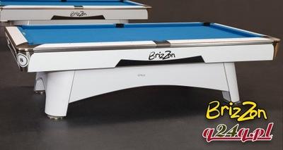 Stół bilardowy Brizzon Frozen II 9ft Blue + ZESTAW