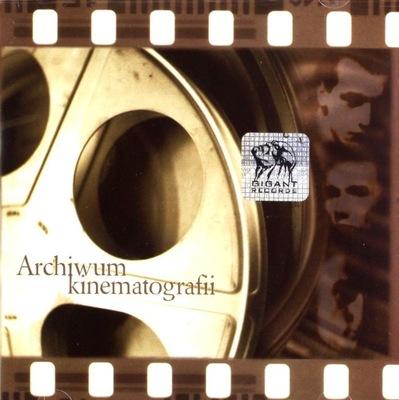 PAKTOFONIKA: ARCHIWUM KINEMATOGRAFII [CD]